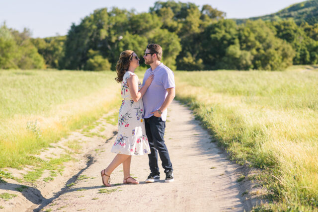 Thomas Riley Park Engagement Session with Simply Perfect Images