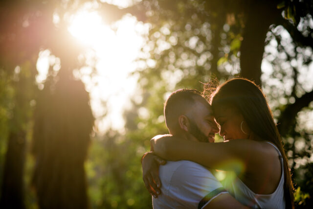 Engagement session in Redlands, California by Simply Perfect Images